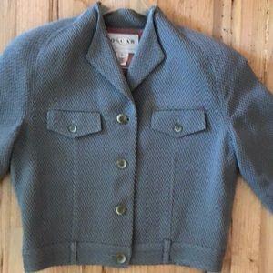 Oscar de la Renta: Vintage Blazer